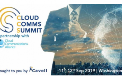 Cloud Comms Summit 2019 – September, Landsdowne, VA