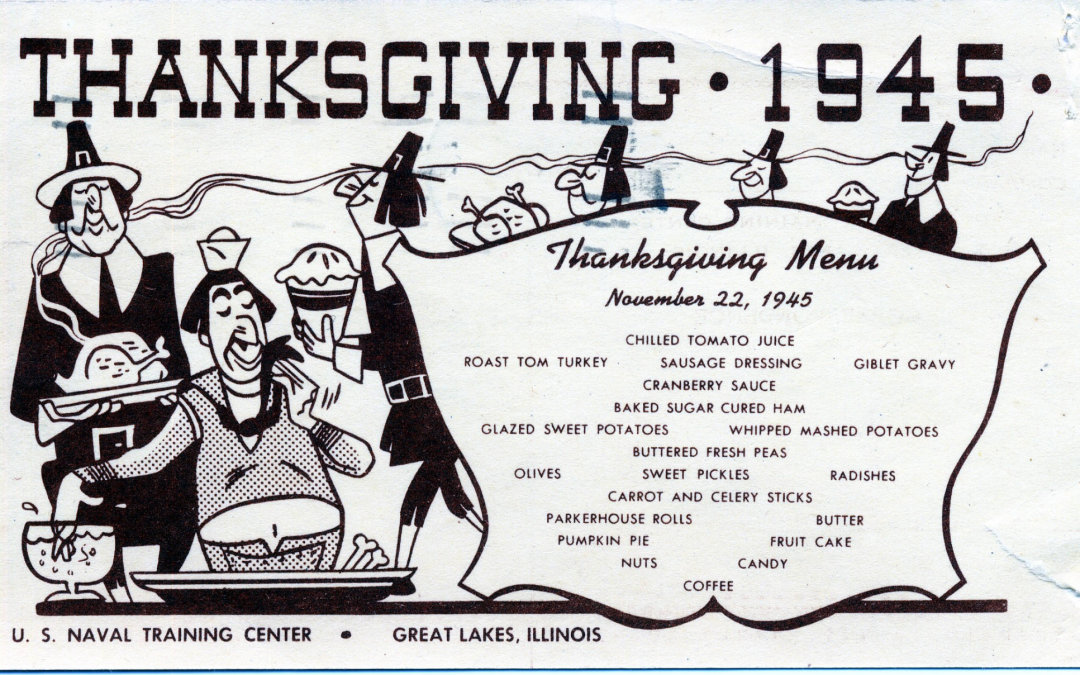 The Power of Giving Thanks: A Blog for Holidays