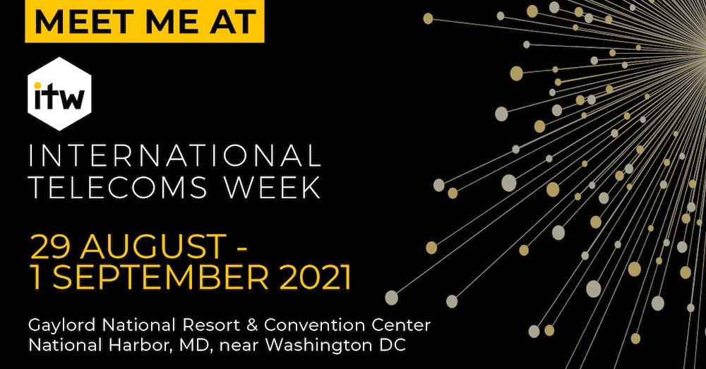 Cloud Age Solutions Attending ITW 2021 – Aug 29 to Sept 1